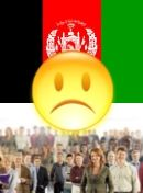 Political situation in Afghanistan - dissatisfied