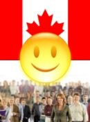 الصورة Political situation in Canada - satisfied