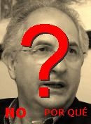 NO! Antonio Ledezma