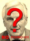 NO! Michel Barnier