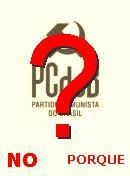 NO! PCdoB