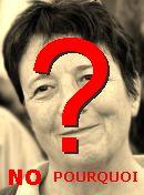 NO! Arlette Laguiller