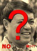 NO! Manny Villar