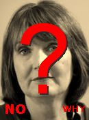 NO! Harriet Harman