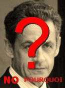  NO! Sarkozy