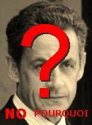 NO! Nicolas Sarkozy