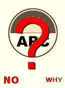 NO! APC