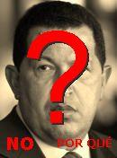 NO! Hugo Chávez