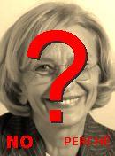 NO! Emma Bonino