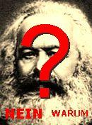 NO! Karl Marx