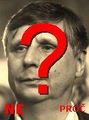 NO! Jan Fischer