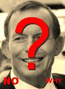 NO! Tony Abbott