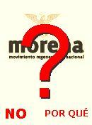 NO! Morena
