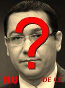 NO! Victor Ponta
