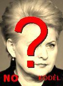 NO! Dalia Grybauskaitė