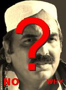 NO! Zafar Jhandir