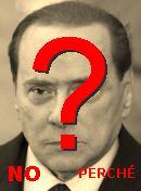 NO! Silvio Berlusconi
