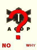 NO! ACDP