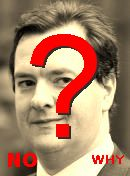 NO! George Osborne