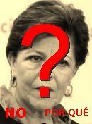 NO! Cecilia Romero
