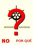  NO! Renovacin Nacional