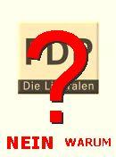 NO! FDP