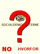  NO! Socialdemokraterne