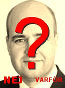 NO! Fredrik Reinfeldt
