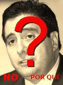 NO! Martín Torrijos