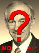  NO! Ron Paul