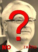NO! Ivo Josipović