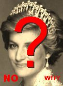 NO! Lady Diana