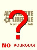 NO! Alternative libérale
