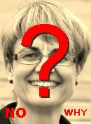 NO! Margaret Ritchie
