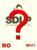 NO! SDLP