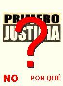 NO! Primero Justicia
