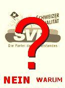 NO! SVP Schweiz
