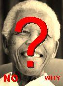NO! Nelson Mandela
