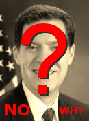 NO! Brownback
