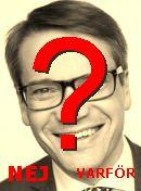NO! Göran Hägglund