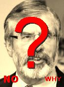 NO! Gearóid Mac Ádhaimh