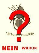 NO!  Lega dei Ticinesi