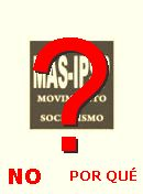 NO! MAS-IPSP