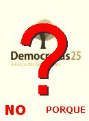  NO! Democratas