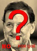 NO! Mariano Rajoy