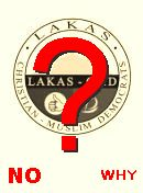 NO! Lakas-CMD