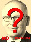 NO! Frans Timmermans