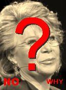 NO! Viviane Reding