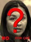 NO! Marisol Espinoza