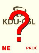  NO! KDU-SL (R)